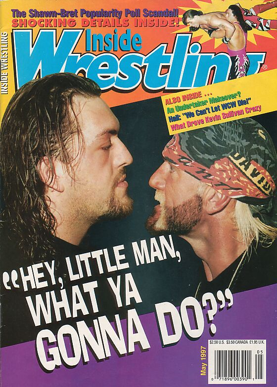 Inside Wrestling, May 1997