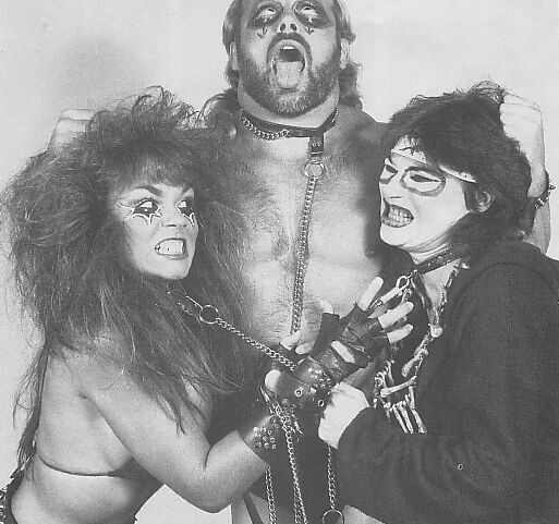 The Fallen Angel, Kevin Sullivan, and The Lock