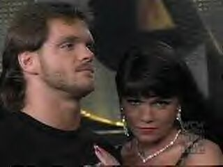 Chris Benoit and Woman