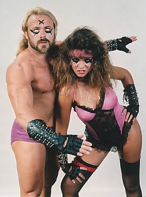 The Fallen Angel and Kevin Sullivan