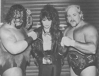 Kevin Sullivan, The Tazmaniac, and Woman