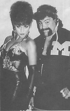 Rick Steiner and Robin Green