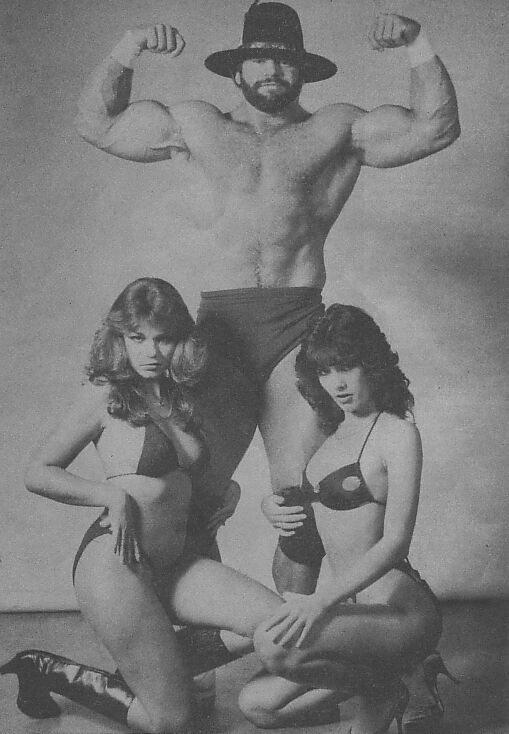 Billy Jack Haynes, Linda, and Nancy