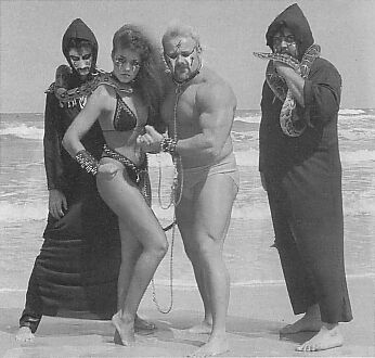Abudadein, The Fallen Angel, and Kevin Sullivan