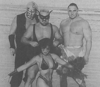 The Fallen Angel, Kevin Sullivan, Maya Singh, and The Purple Haze