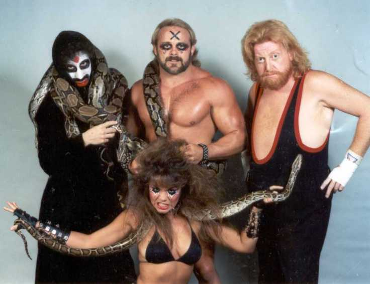 Abudadein, The Fallen Angel, Kevin Sullivan, and Sir Oliver Humperdink