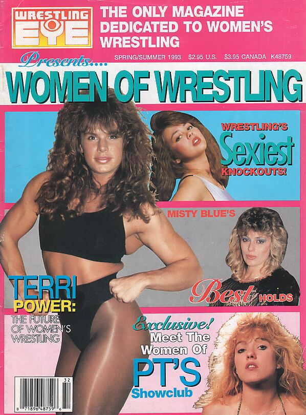 Wrestling Eye Presents.... Women of Wrestling, Spring/Summer 1993