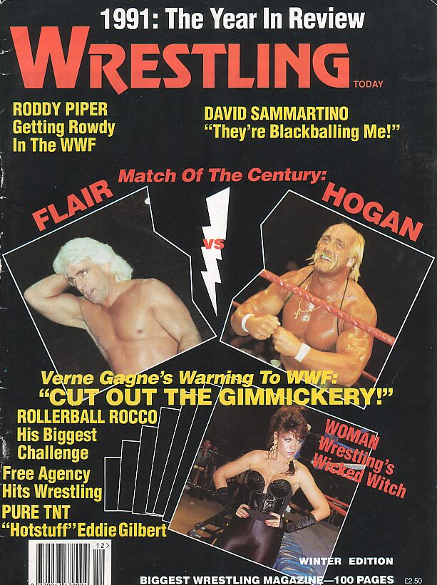 Wrestling Today, 1991 Winter edition